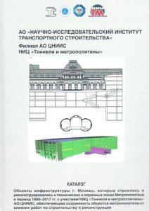 Каталог. Объекты инфраструктуры г.Москвы