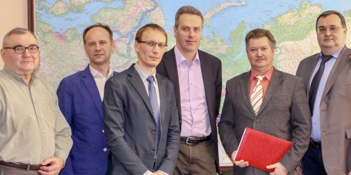 Соглашение между ФАУ РОСДОРНИИ и АО ЦНИИС